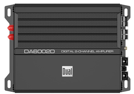 DA6002D - 600 Watts 2-Channel Digital Amplifer picture