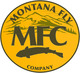 MFC Logo Sticker - Full Logo - 5