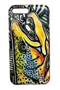 MFC iPhone Cover 7/8 PLUS - Estrada's Brown Trout Graffiti