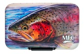 MFC Poly Fly Box - Hallock's Rainbow Trout