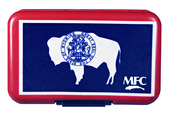 MFC Poly Fly Box - Wyoming State Flag