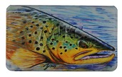 MFC Flyweight Fly Box - Hallock's Brown Trout