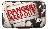 MFC Poly Fly Box - Danger! Keep Out