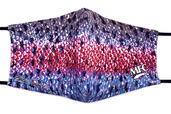 MFC PM2.5 Filter Facemask - Sundell's Rainbow Trout Skin
