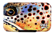Fly Box - Poly (Optional Leaf) - Sundell's October Brown Face