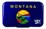 Poly Box - State Flag - Montana