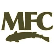 "MFC Logo Sticker - Truck/Boat Sticker - 9"""