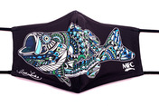 MFC PM2.5 Filter Facemask - Larko Doodle Bass