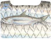 Boat Box Decal - Currier's Tarpon