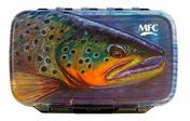 MFC Waterproof Fly Box - Hallock's Brown - Medium