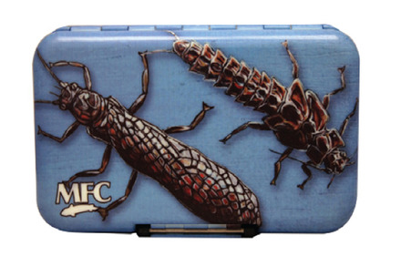 Fly Box - Poly (Optional Leaf) - Udesen's Stoneflies picture