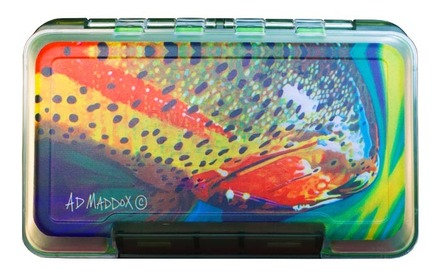 MFC Waterproof Fly Box - Sundell's Brookie - Medium picture