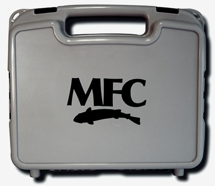 MFC Boat Box - Smoke - Large Fly Foam picture