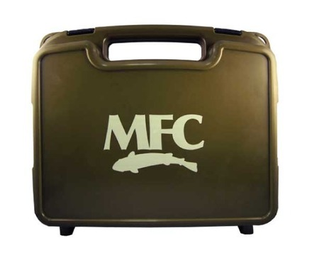 MFC Boat Box - Olive - Large Fly Foam picture
