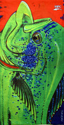 MFC Fish Gaiter - Borski's Dorado