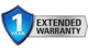 1-Year Extended Warranty for Crown Xli 1500 (US Only)