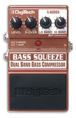 X-Series Bass Squeeze Dual Band Compressor