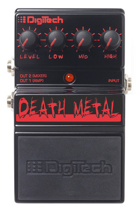 Death Metal Distortion picture