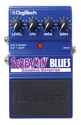 Screamin' Blues Overdrive/Distortion picture
