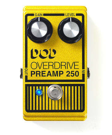 Overdrive Preamp/250 (2013) picture