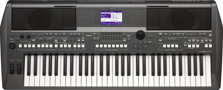 PSR-S670 Arranger Workstation Image