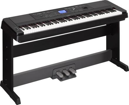 DGX-660 Portable Grand Piano Image
