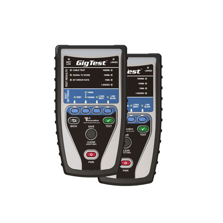 GigTest Ethernet Speed Tester - Two Pack Kit for two-ended BERT Testing picture