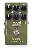 M81 MXR BASS PREAMP