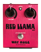 WHE203 RED LLAMA OVERDRIVE