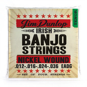 DJN1236 BANJO-NKL IRISH-4/SET