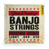 DJP0920 BANJO-PHB LIGHT-5/SET