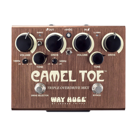 WHE209 Camel Toe Triple Overdrive MKII picture