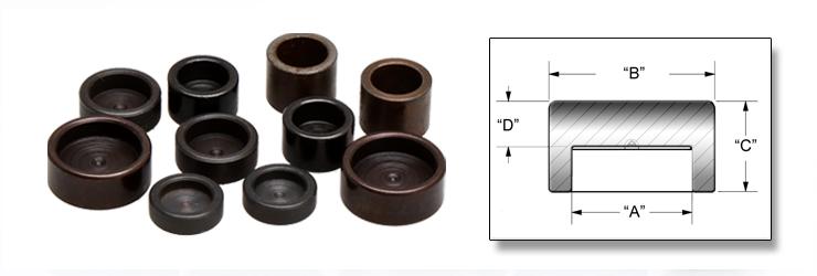 Tools / Components, Lash Caps | Kibblewhite Precision