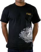 Custom T-Shirts, Black, Large