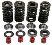 "Racing Spring Kit, Titanium, 0.350"" Lift, Various Honda® Applications"