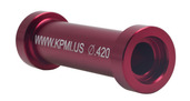 Seal Installation Tool, Red, 6061-T6 Aluminum, Various Harley-Davidson® Applications