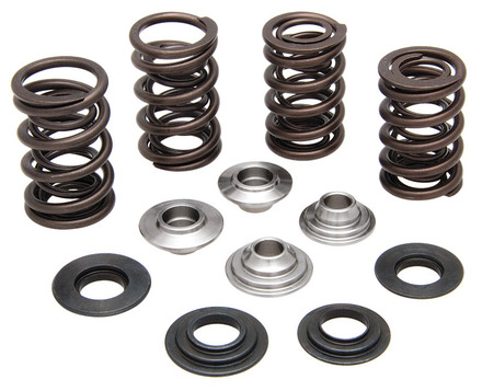 "Racing Spring Kit, Titanium, 0.390"" Lift, Suzuki®, King Quad's 700-750, 2005-2018 picture"