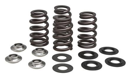 """Beehive Spring Kit, Titanium, 0.435"""" Lift, Husqvarna® & KTM®, Various 450s, 2013-2018 picture"""