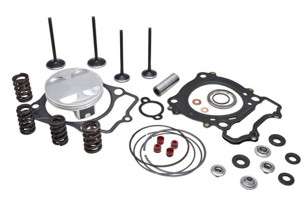 """Top End Service Kit, Stainless Conv., 0.440"""" Lift, Honda®, TRX™ 450R, 2004-2005 picture"""