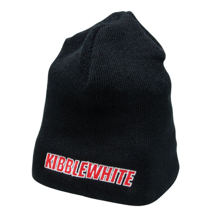 Beanie, Black, Knit picture