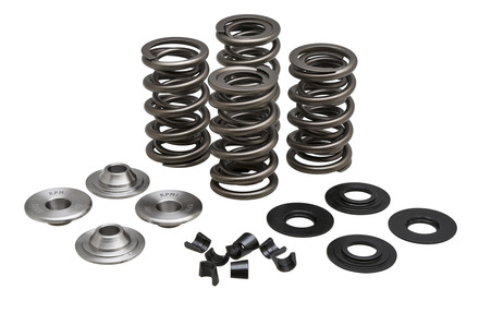 "Dual Spring Kit, Titanium, 0.675"" Lift, Various Harley-Davidson® Applications picture"