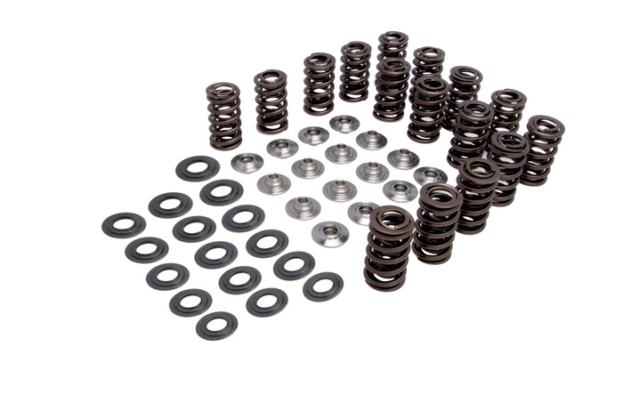 Racing Spring Kit, Titanium, 0.445