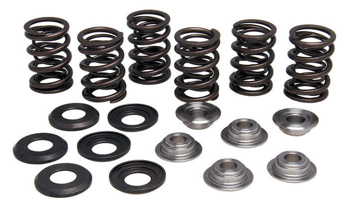 Racing Spring Kit, Titanium, 0.400