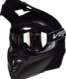 Vega Adult Gloss Black Off Road Goggles