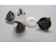 Stealth Flyte Off Road Helmet Visor Screws with a White Washer - 4 Piece set