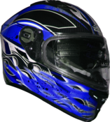 Stealth F117 Blue Torch Carbon Fiber M