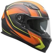 RS1 Hi-Vis Orange Slinger Graphic S