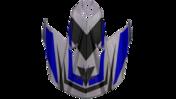 VRX Venom Blue Visor