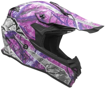 VF1 Off Road Pink Skull Camo Graphic L picture