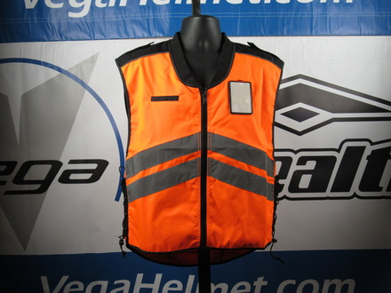 Vega Orange Safety Vest size Small - Large picture